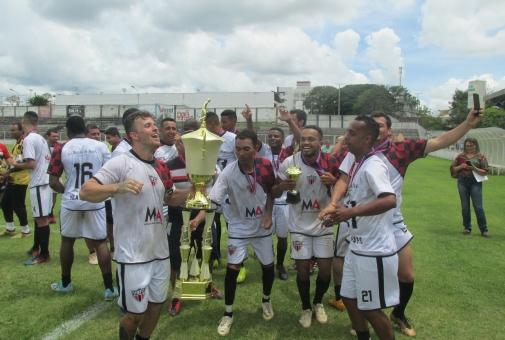 Vila Nova é campeão do futebol amador de Araxá pela 7° vez