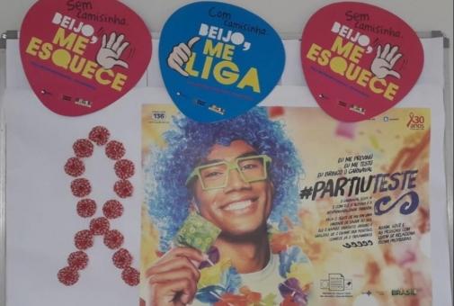 Araxá terá ações de conscientização para o Carnaval