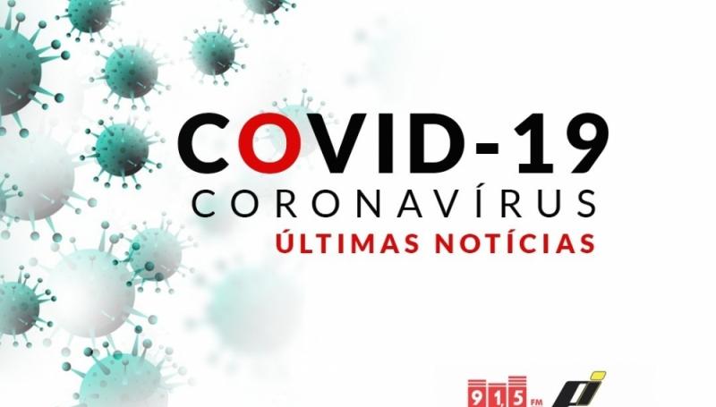 Ibiá confirma o terceiro caso de Covid-19